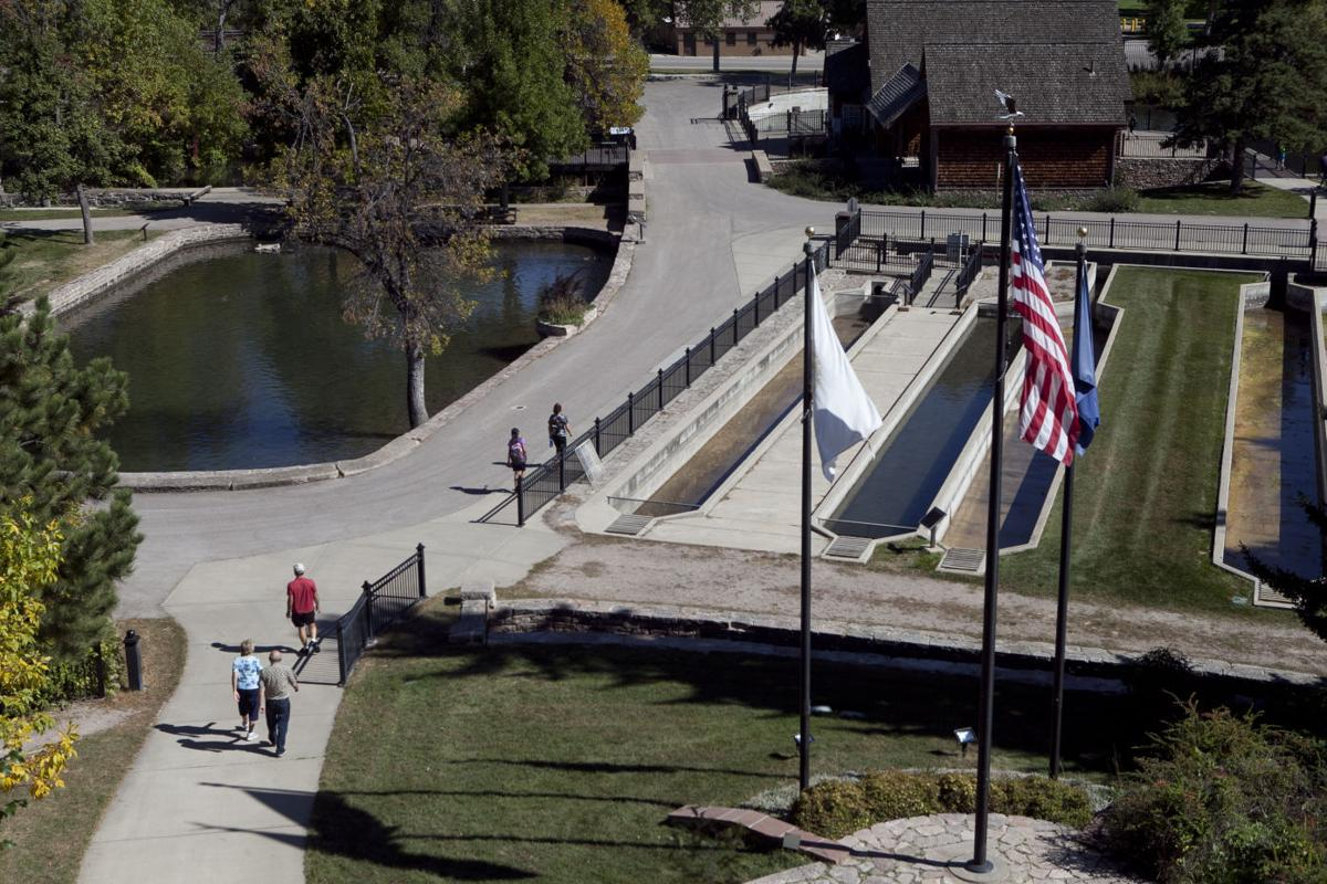 Bill would keep booth hatchery open local for Spearfish fish hatchery