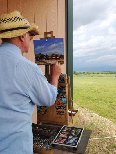 Black Hills Plein Air Paint Out