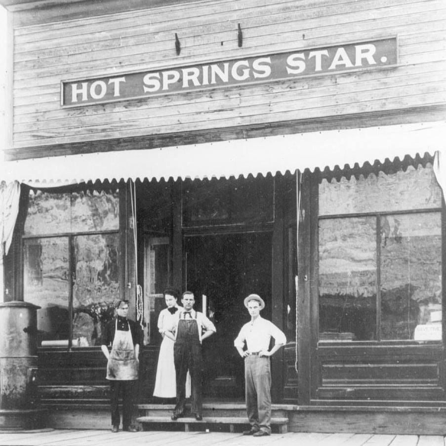 Hot Springs Star Archive Photo