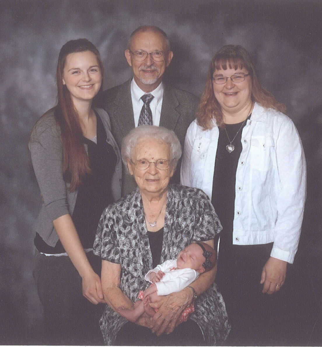 Churchwell five generations