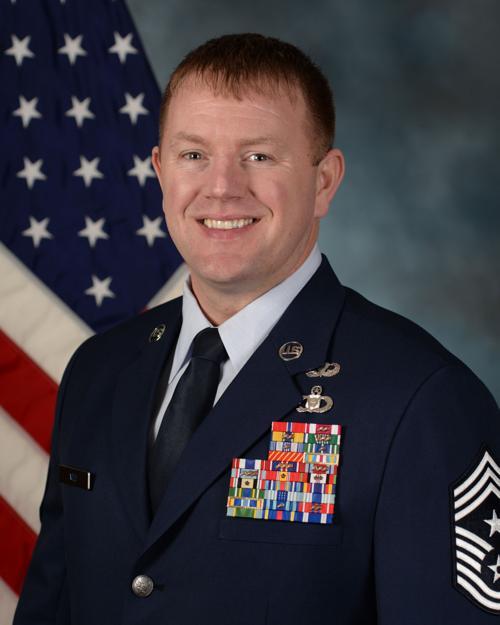 Battlefield Airmen — Meet the new command chief