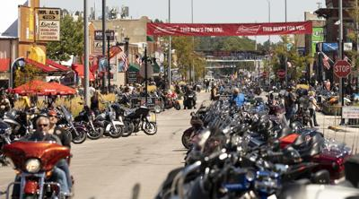 PHOTOS: Sturgis Motorcycle Rally continues for the fifth day