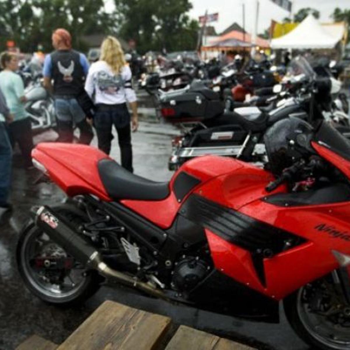 No Harley? No problem! Harley-Davidson dominance waning at rally