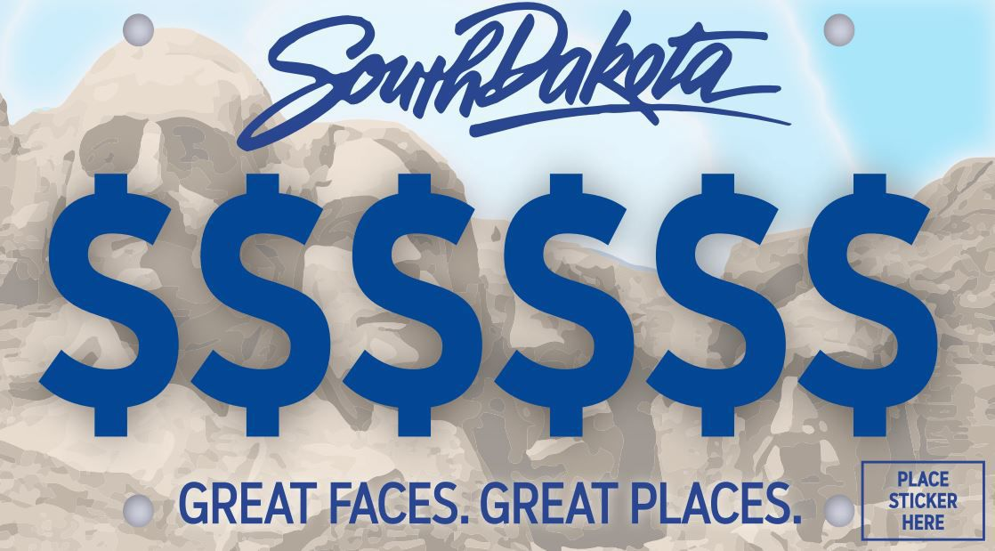 Out-of-state registrants aid South Dakota