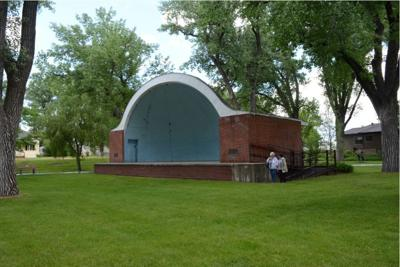 Belle Fourche Band Shell