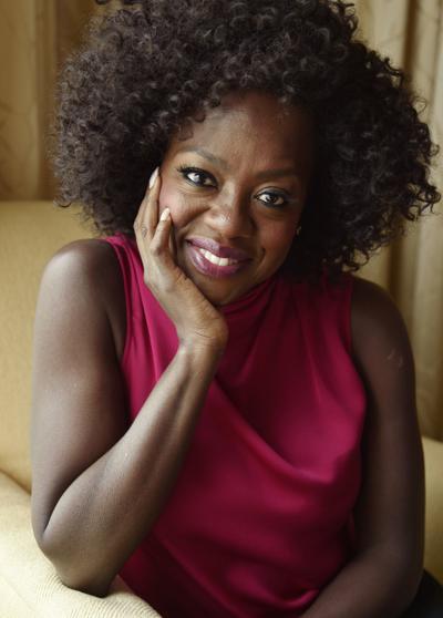 2018 TIFF - Viola Davis Portrait Session