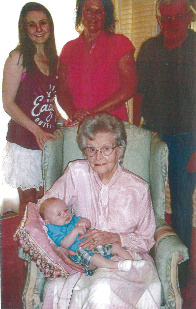 Ainsworth five generations