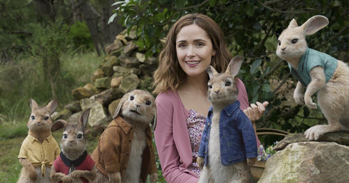 Film Review Peter Rabbit