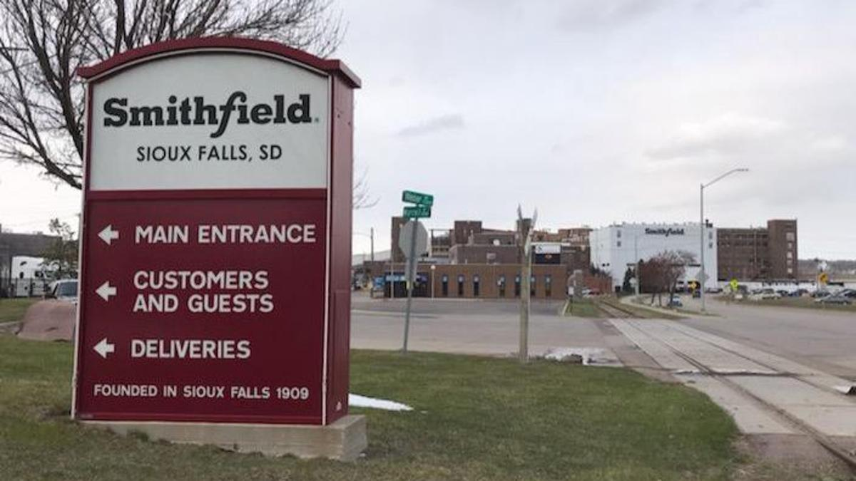 CDC report says 'COVID 10 spread rapidly' at Smithfield ...