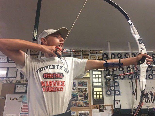 Kevin archery