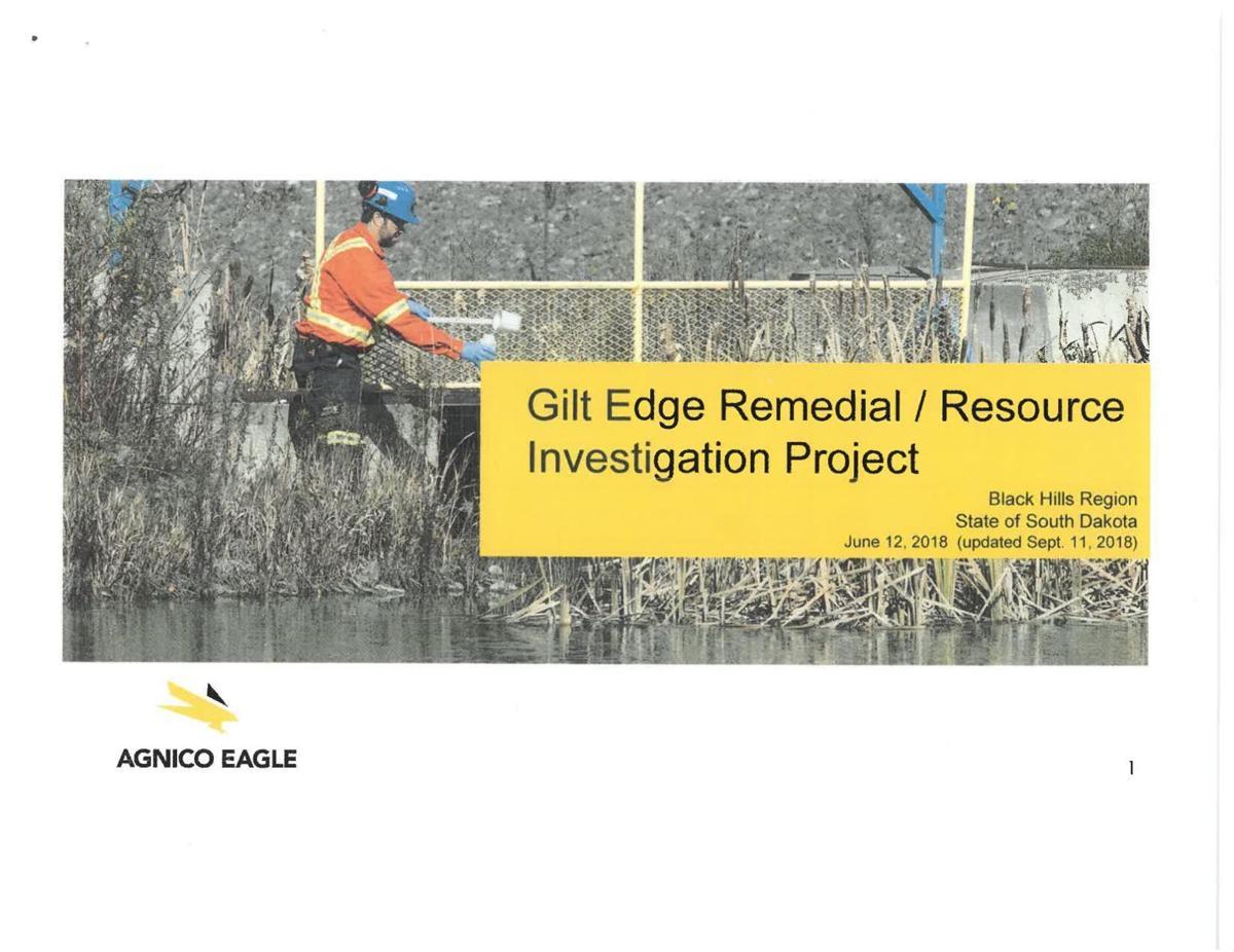 Gilt Edge presentation from Agnico