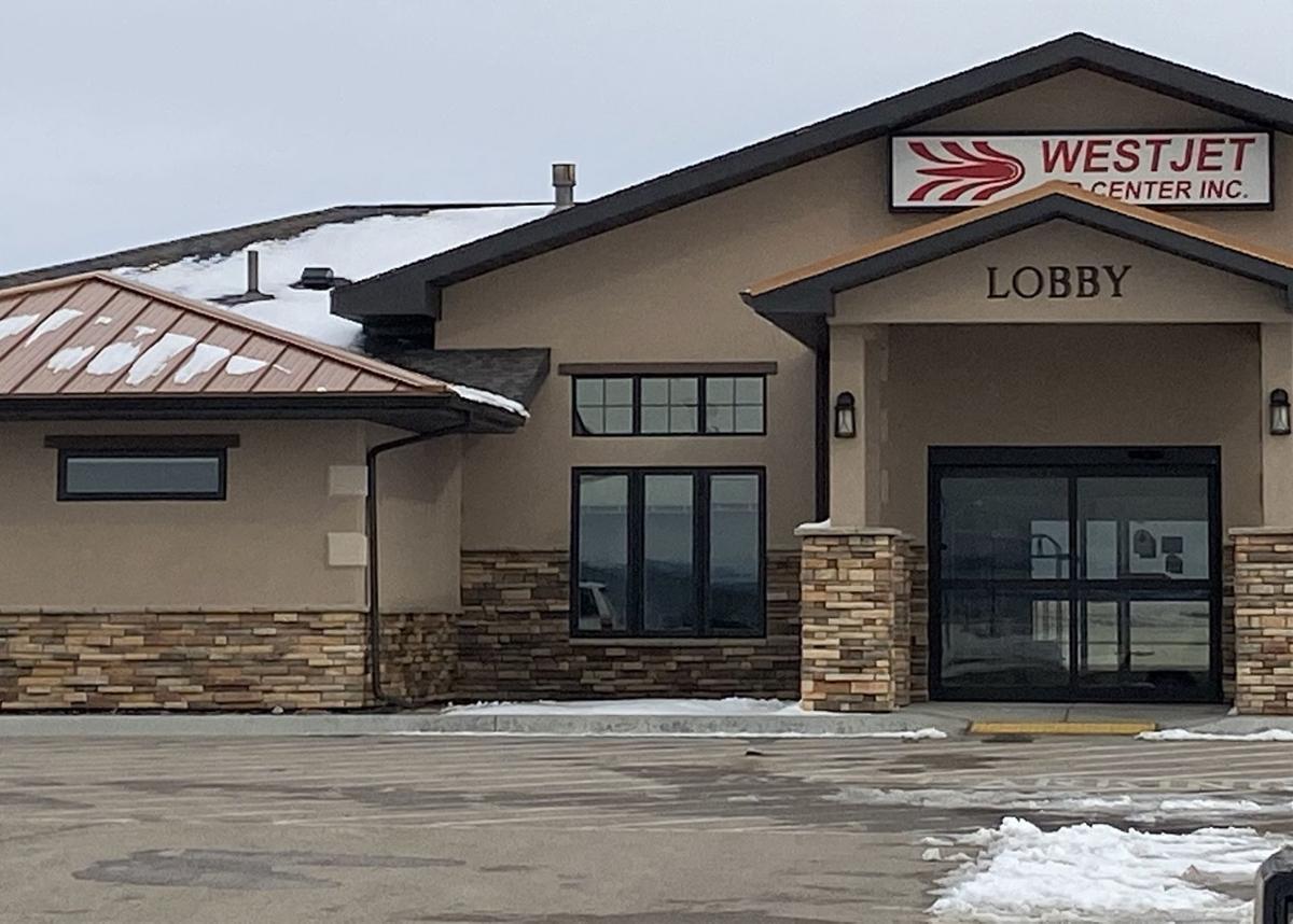 Westjet Executive Terminal
