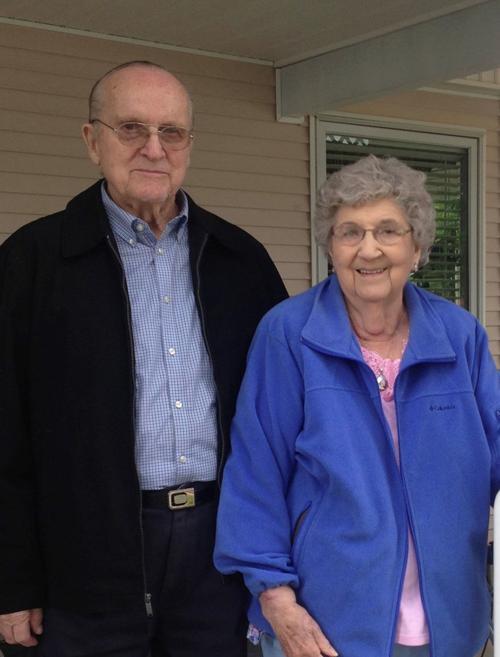 Gerald and Irene Salmen