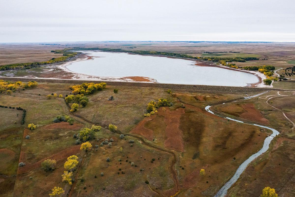 Box Butte Reservoir