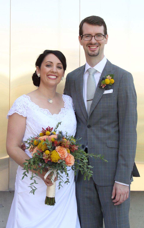 Stephanie and David Birrow
