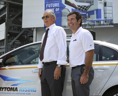 NASCAR New Leadership Auto Racing