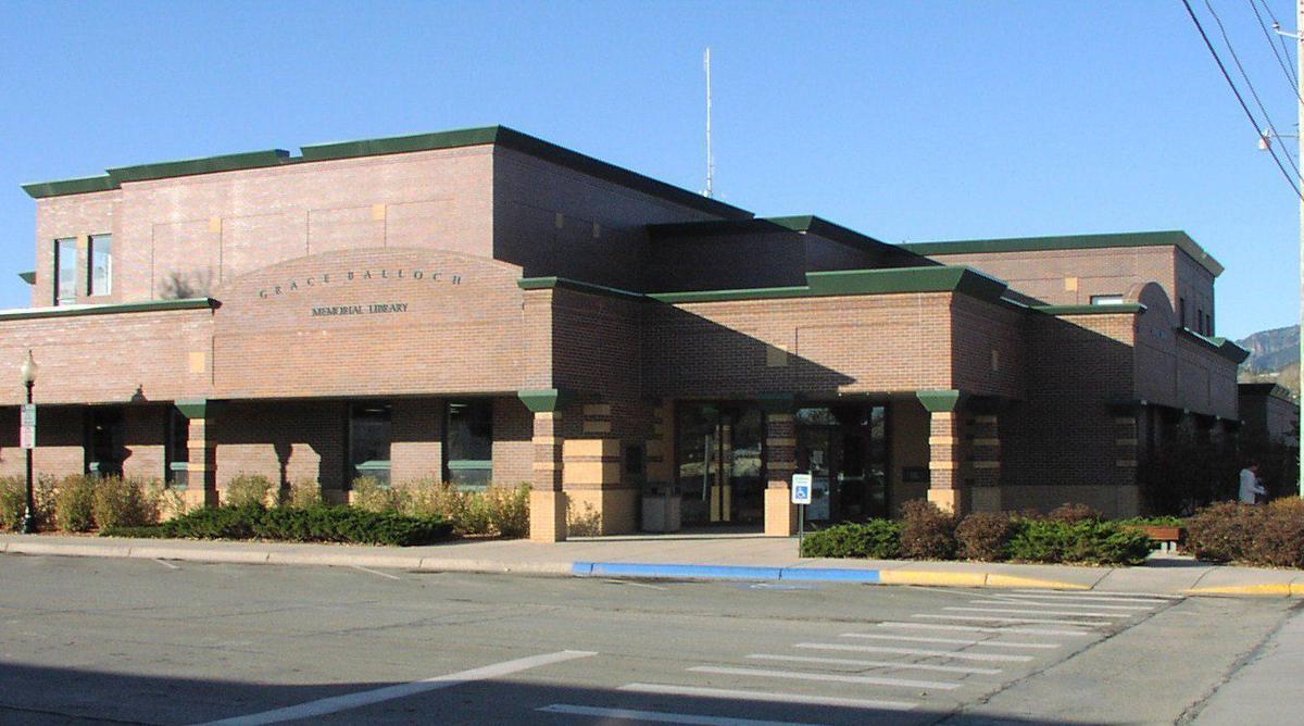 Grace Balloch Memorial Library