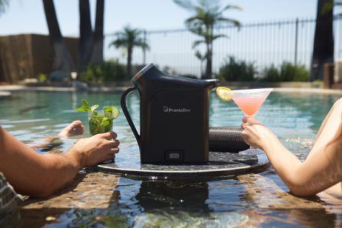 a985407e8f90 This New Gadget Chills An Entire Bottle Of Wine In 30 Seconds ...