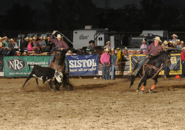 Butte County High School Team Ropers Head For Omaha