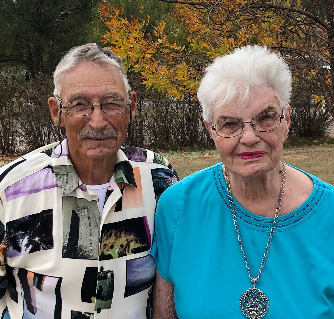 Edward and Lois Nelson