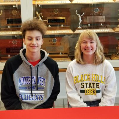 Central signees