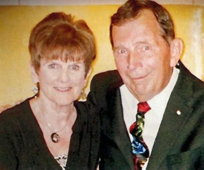 Patricia and William Coffield