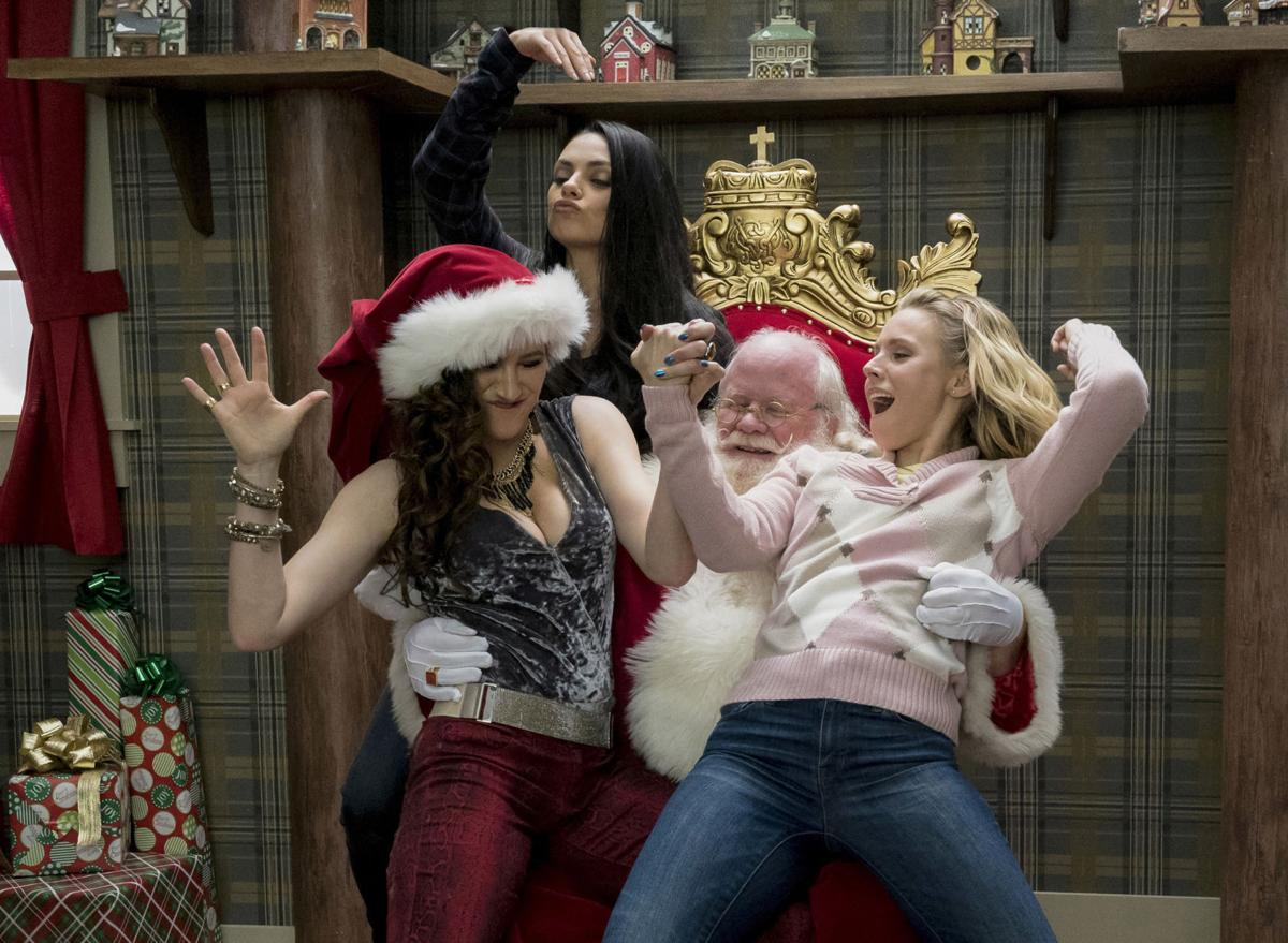 Film Review A Bad Moms Christmas