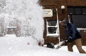 Digging out: sunny skies, warmer temperatures predicted for weekend