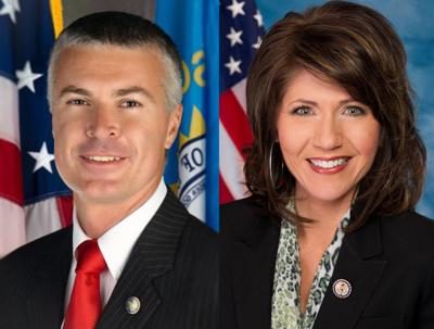 Jackley and Noem