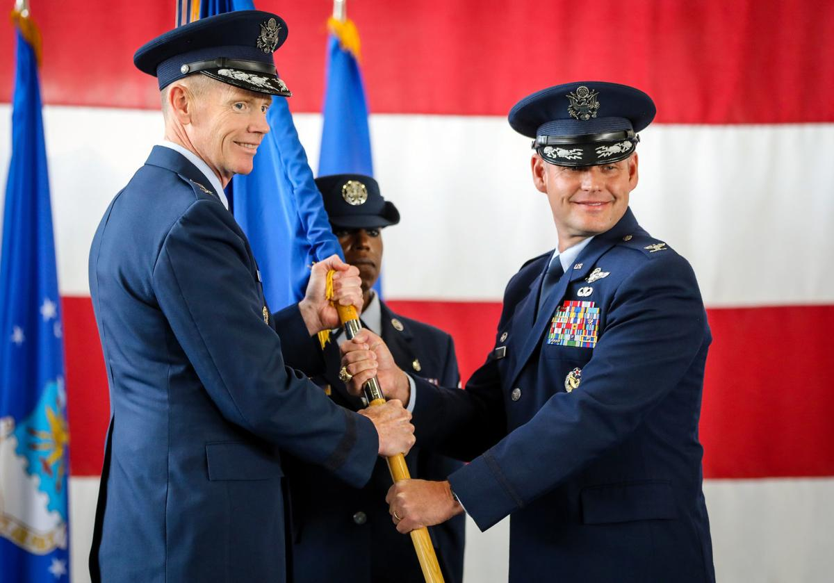 28th Bomb Wing Change of Command