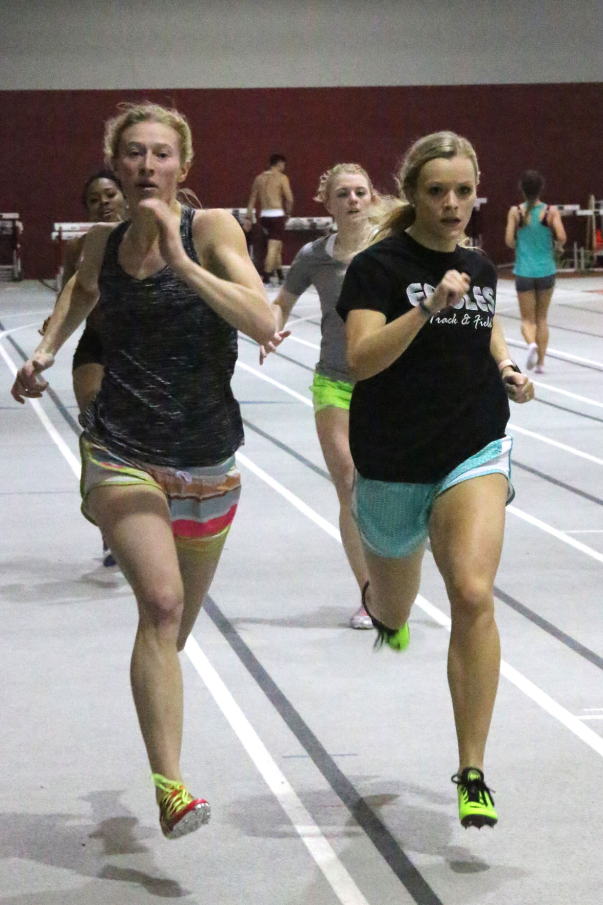 chadron high school indoor track meet order