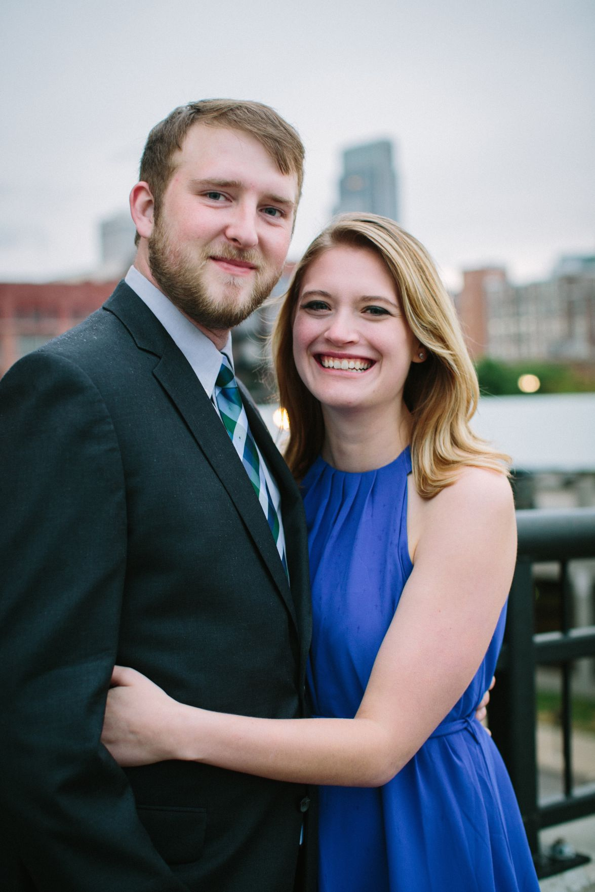 Thomas Fitzpatrick III and Jessica Dyk