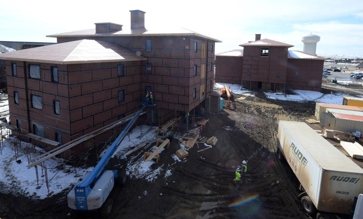 New dorms to accommodate a growing Ellsworth