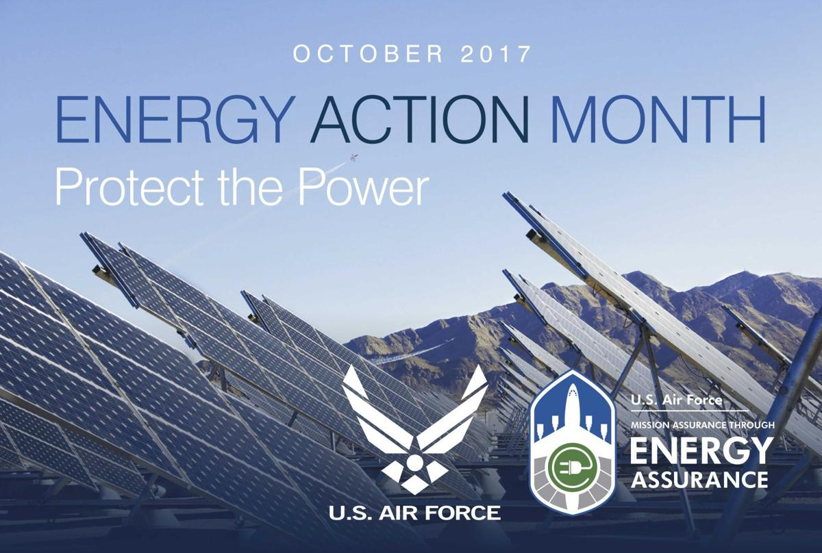 28th CES observes 2017 Energy Action Month