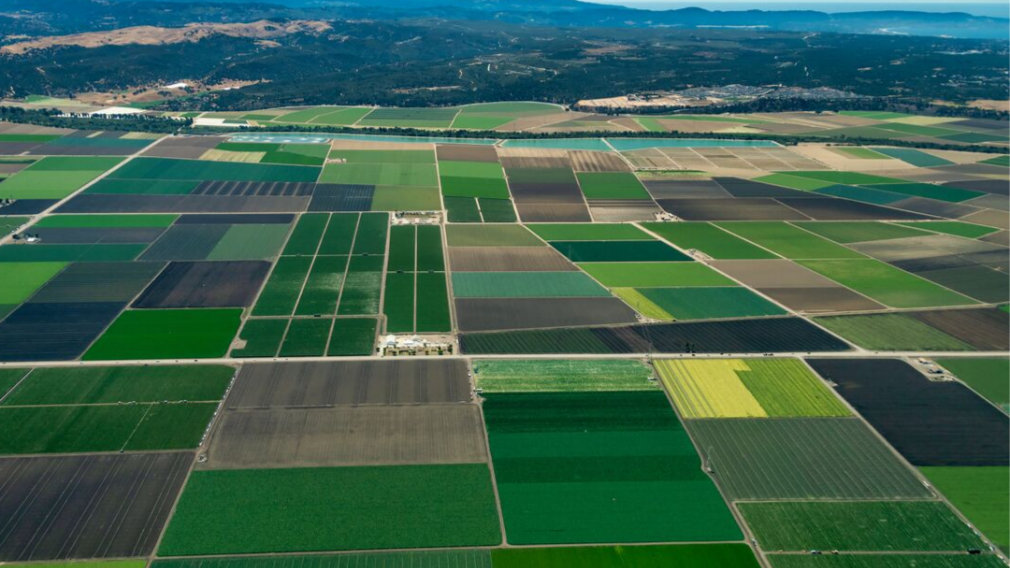 Farmland values nearing levels not seen in eight years