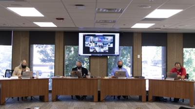 August 10th School Board Meeting