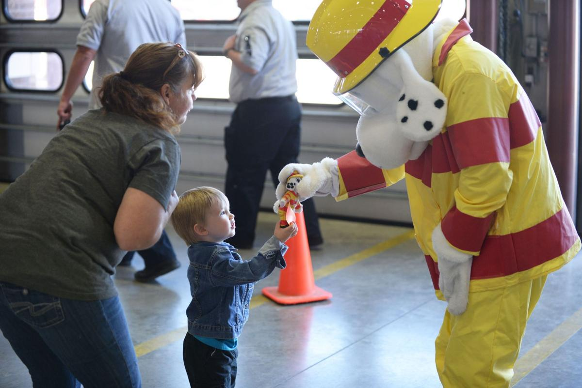 Civil Protection Toys : Fire prevention week heats up ellsworth