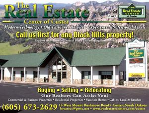The Real Estate Center of Custer