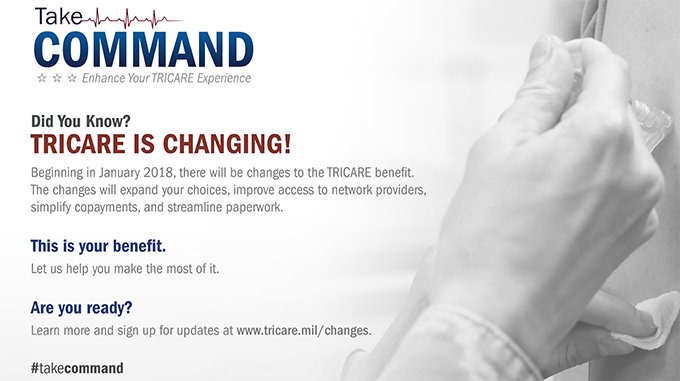 Take Command: Changes to TRICARE disenrollment coming in 2018