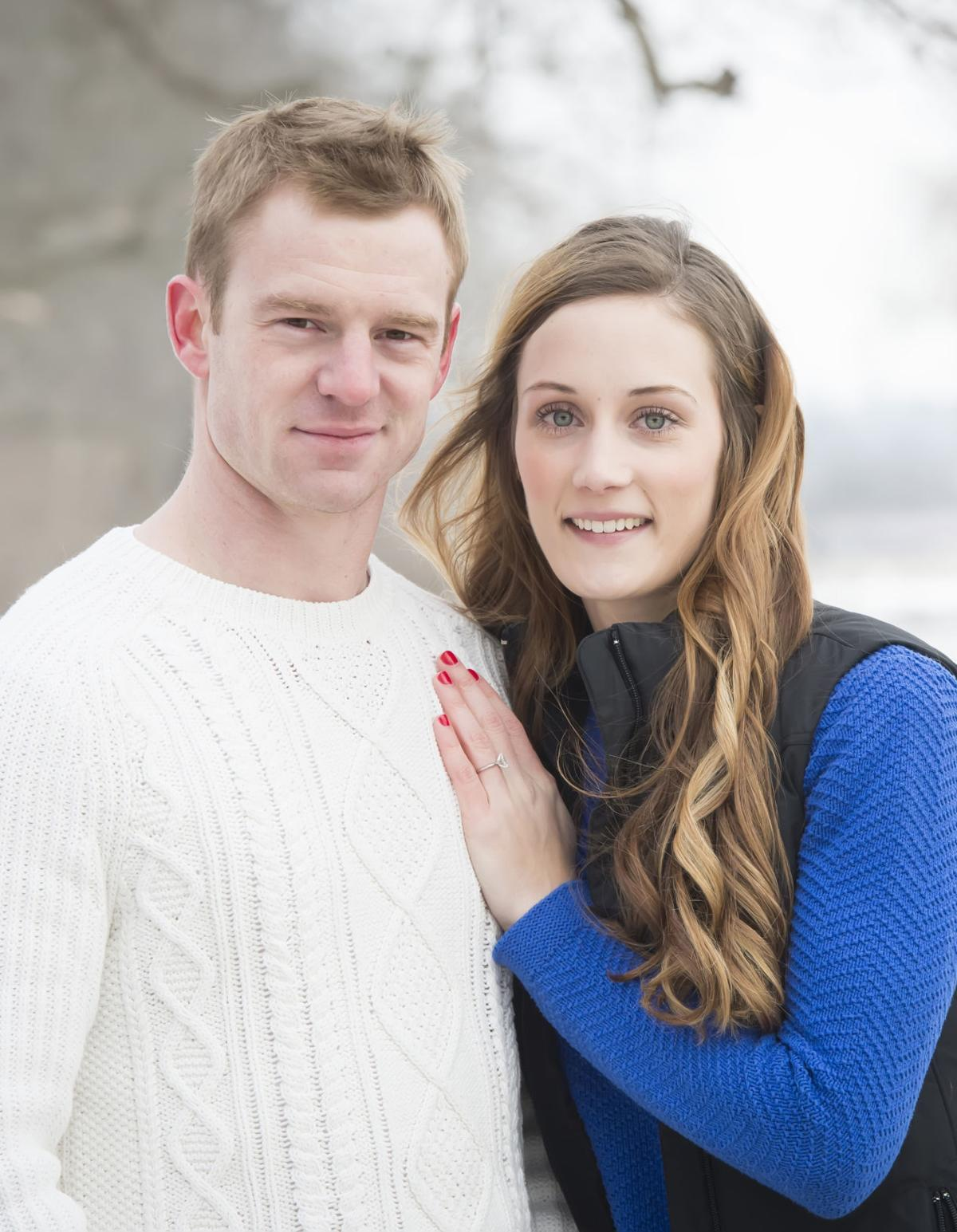 Stephen Smith and Jacey Greer