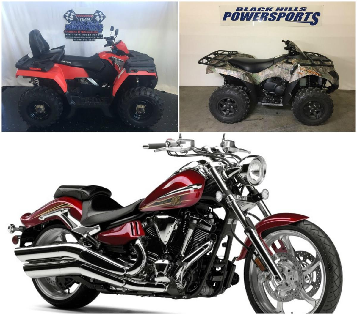 powersports collage in rapid city