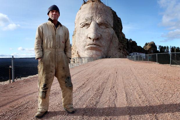 Decades of work at Crazy Horse Memorial | Photos