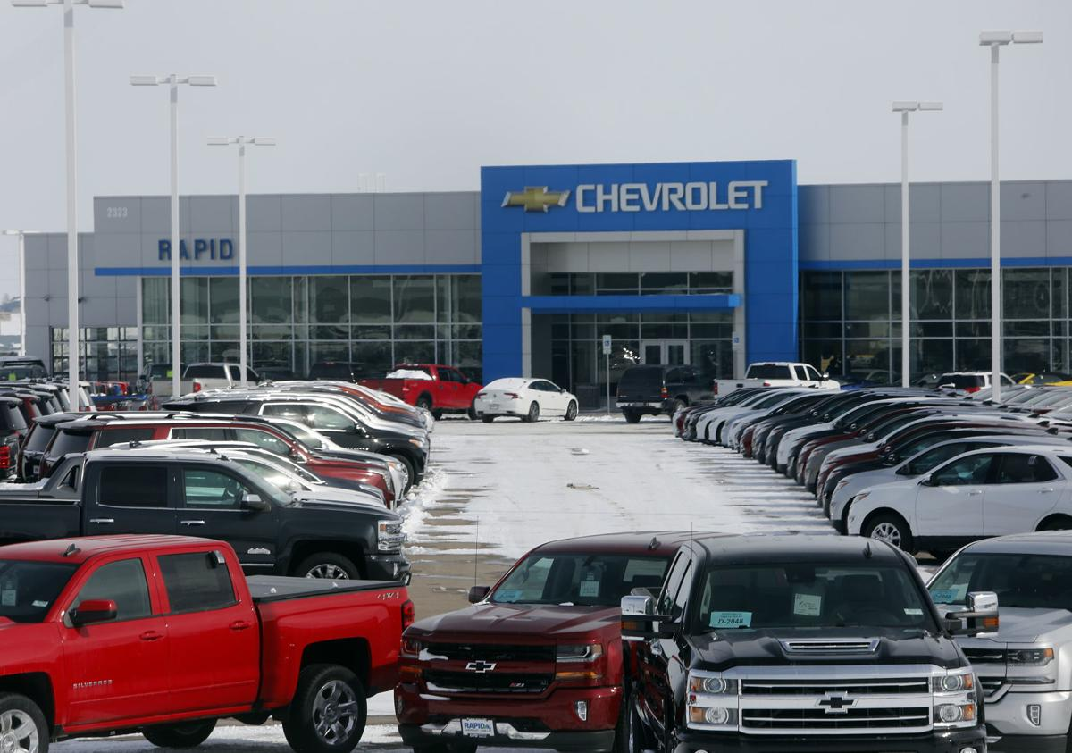 Rapid Chevrolet, Toyota dealerships purchased by Montana automotive