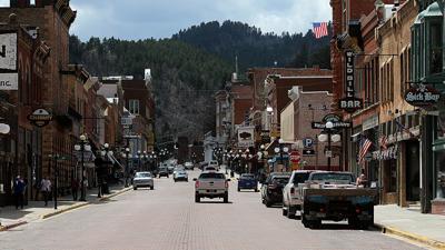 Downtown Deadwood