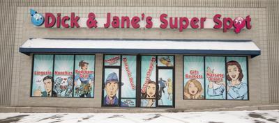 Dick & Jane's Super Spot