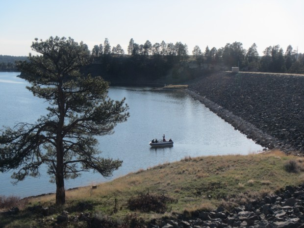How To Get A Dealers License >> OUTSIDE: Keyhole Reservoir, where a fly fisher goes to get ...