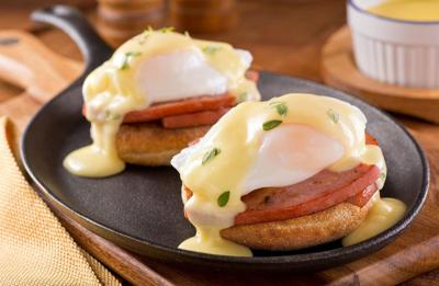 Recipe of the Day: Classic Eggs Benedict
