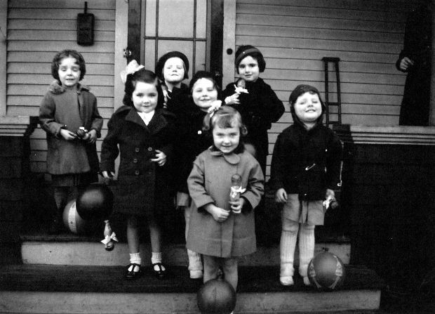 The Way We Were: Friends on Toole Avenue, 1936
