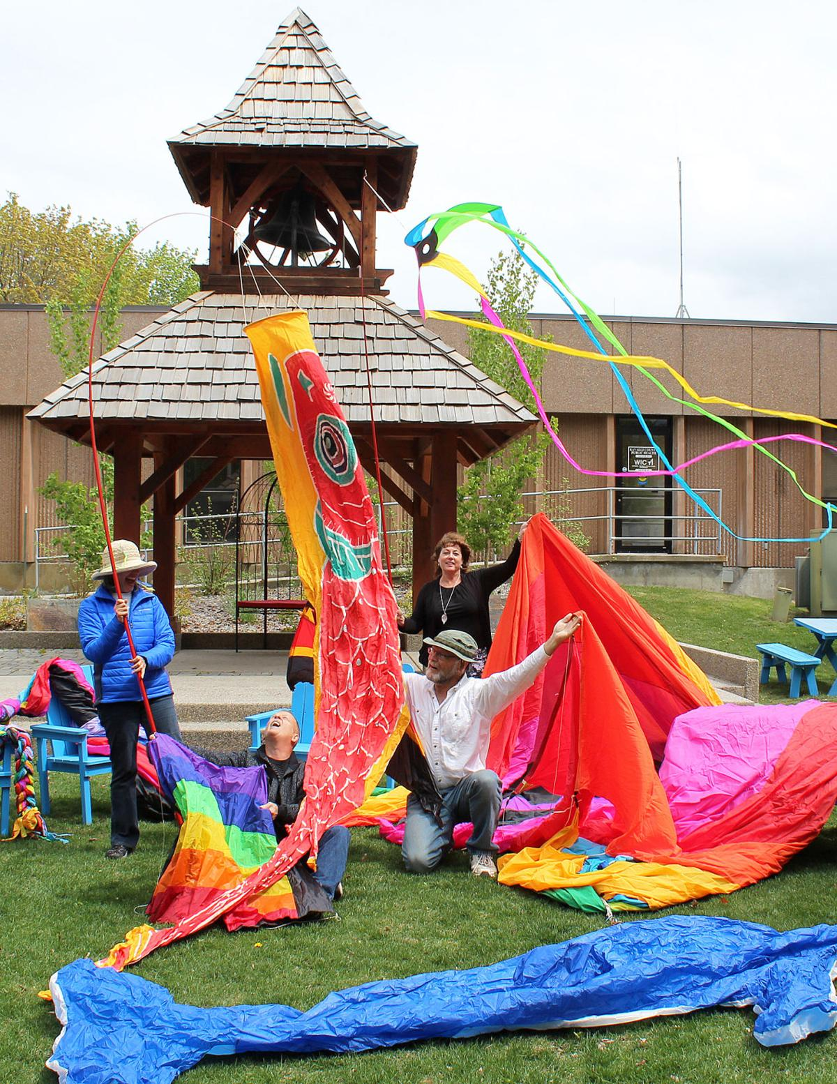 Go fly a kite: Ravalli County Museum to host workshop Saturday