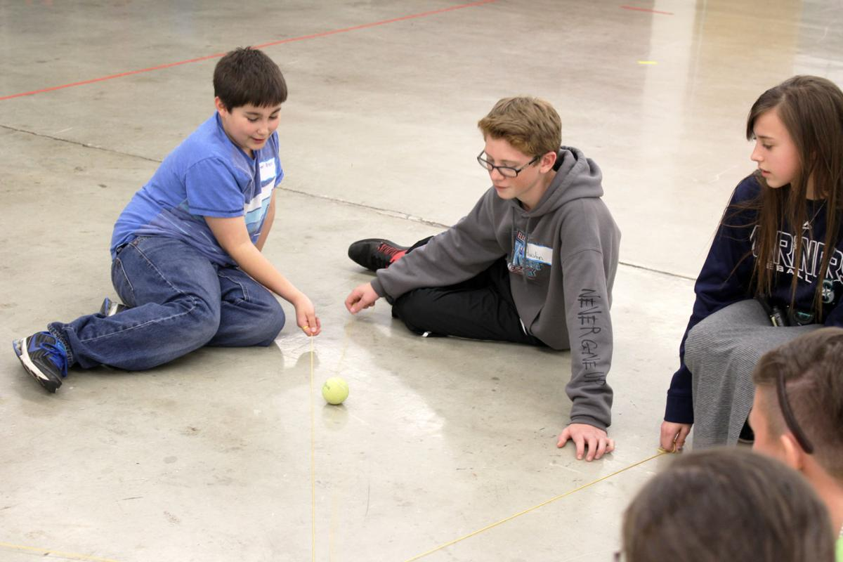 Learning to lead: Hamilton students pay it forward with leadership training